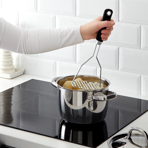 IKEA 365+ HJÄLTE penghancur kentang