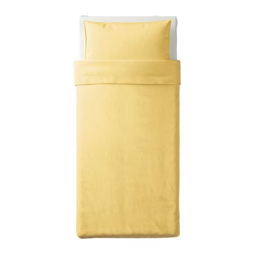 ÄNGSLILJA sarung quilt dan sarung bantal