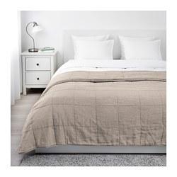 GULVED - Penutup tempat tidur , alami