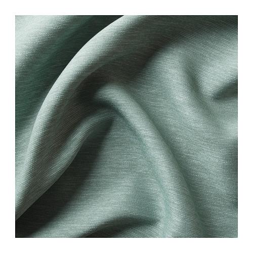 VILBORG room darkening curtains, 1 pair