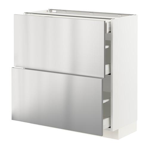 METOD/MAXIMERA kab dasar dg 2 pintu/3 laci