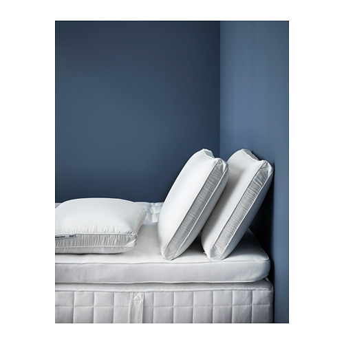 PRAKTVÄDD bantal ergonomis, tidur miring