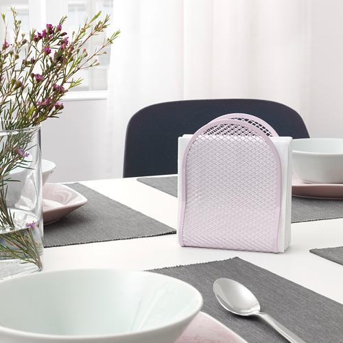 NÄTVERK - napkin holder, pink | IKEA Indonesia - PE700510_S4