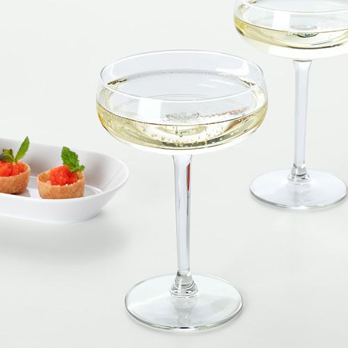 STORHET cangkir champagne