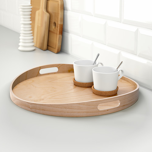 SKALA - tray, birch, 44 cm | IKEA Indonesia - PE610326_S4