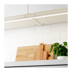 OMLOPP - LED worktop lighting, white