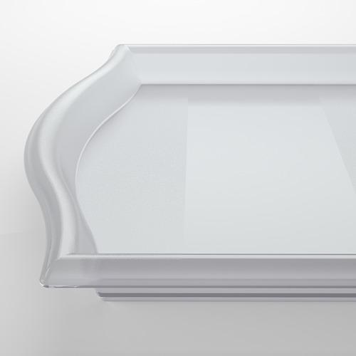 SMULA - tray, transparent, 52x35 cm | IKEA Indonesia - PE609134_S4