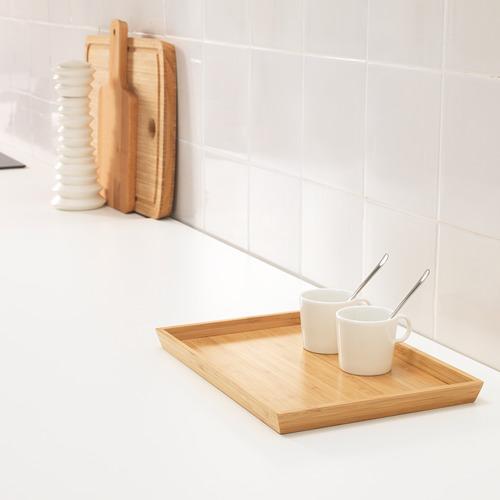OSTBIT - tray, bamboo, 25x33 cm | IKEA Indonesia - PE660750_S4