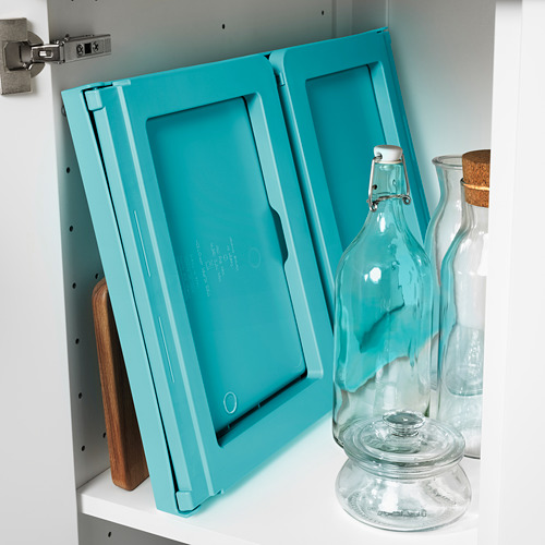 KLIPSK - bed tray, turquoise | IKEA Indonesia - PE684734_S4