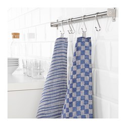 INDUSTRIELL - Tea towel, blue