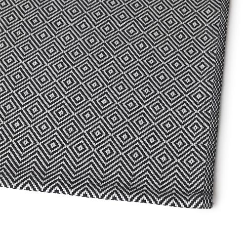 GODDAG - taplak panjang, hitam/putih, 35x130 cm   IKEA Indonesia - PE620372_S4