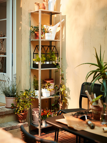 HYLLIS - unit rak , dalam/luar ruang, 40x27x183 cm | IKEA Indonesia - PH177042_S4
