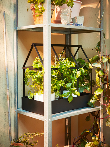 HYLLIS - unit rak , dalam/luar ruang, 40x27x183 cm | IKEA Indonesia - PH177044_S4