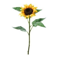 SMYCKA - Bunga tiruan, bunga matahari kuning