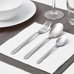 MOPSIG - Peralatan makan, set isi 12