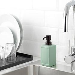 RINNIG - Dispenser sabun & pembersih tangan, hijau