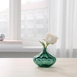 VANLIGEN - Vas, hijau tua
