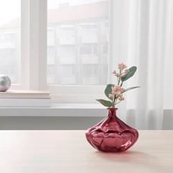 VANLIGEN - Vas, merah tua