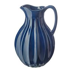 VANLIGEN - Vas/pitcher, biru