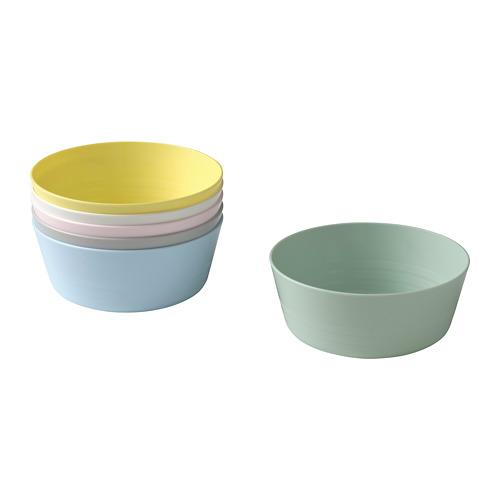 KALAS - mangkuk, warna campuran | IKEA Indonesia - PE822911_S4