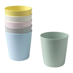 KALAS - KALAS, mug, warna campuran