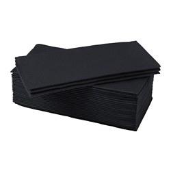 MOTTAGA - Serbet kertas, hitam
