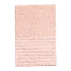 VINNFAR - Bath mat, pale pink