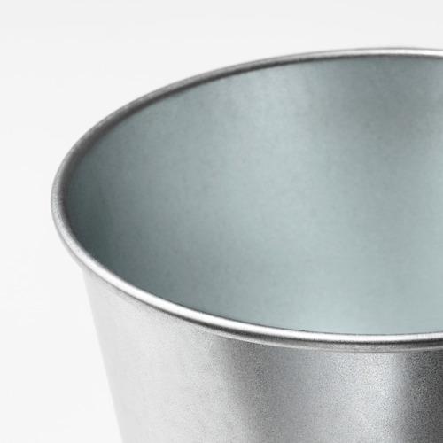 BINTJE - pot tanaman, galvanis, 9 cm | IKEA Indonesia - PE639174_S4