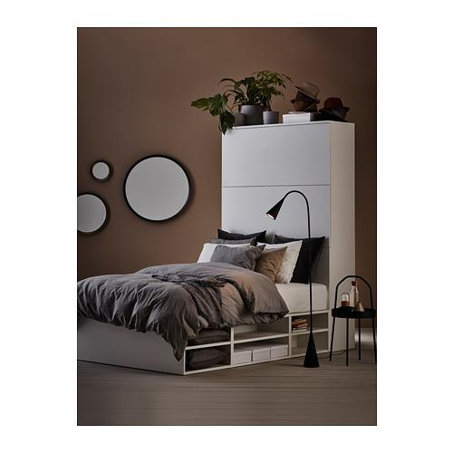 PLATSA rangka tempat tidur dg penyimpanan
