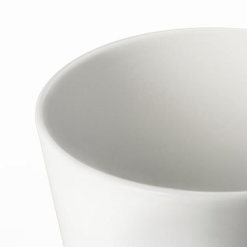 MUSKOT - pot tanaman, putih, 9 cm | IKEA Indonesia - PE621565_S4