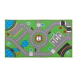 STORABO - Karpet, hijau