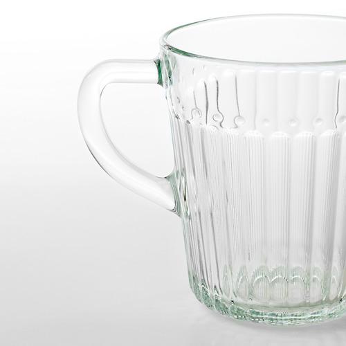 DRÖMBILD - mug, kaca bening, 25 cl   IKEA Indonesia - PE690859_S4