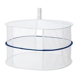 SLIBB - Pengering gantung, 2 tingkat, jala/putih