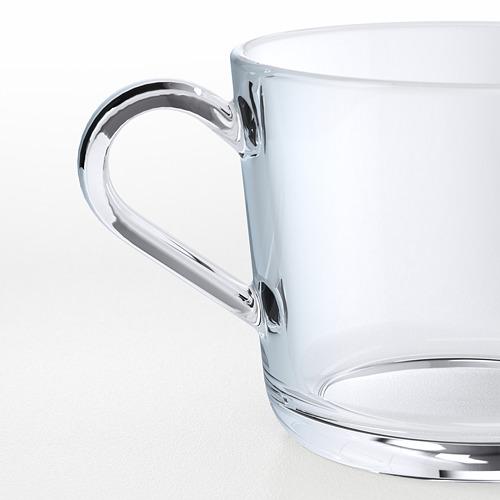 IKEA 365+ - mug, kaca bening, 24 cl   IKEA Indonesia - PE609226_S4