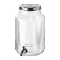 VARDAGEN - Jar with tap