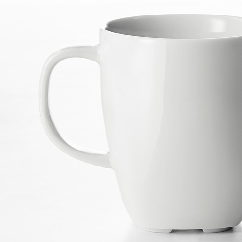 VÄRDERA - mug, putih, 17 cl   IKEA Indonesia - PE609184_S4
