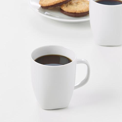 VÄRDERA - mug, putih, 17 cl   IKEA Indonesia - PE629252_S4