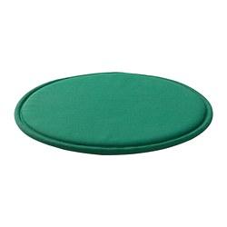 SUNNEA - Alas kursi, hijau/Lofallet