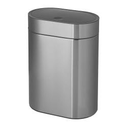 BROGRUND - Touch top bin, stainless steel