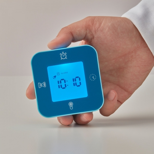 LÖTTORP jam/termometer/alarm/pengatur waktu