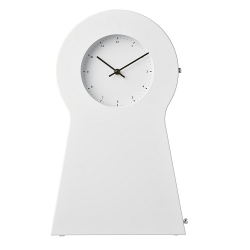 IKEA PS 1995 - Clock, white