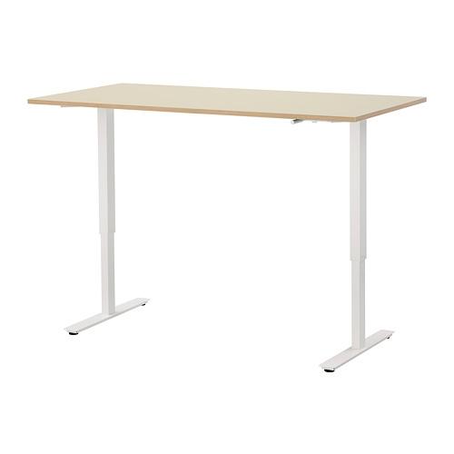 SKARSTA meja duduk/berdiri