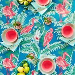 SOMMARLIV - Taplak meja, burung/aneka warna