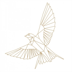 PJÄTTERYD - Gambar, Golden bird