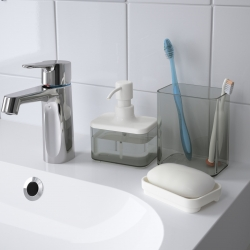 BROGRUND - 3-piece bathroom set