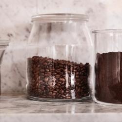 IKEA 365+ - Jar with lid, glass