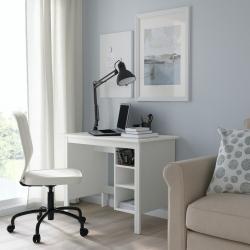BRUSALI - Meja, putih