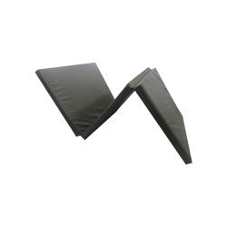 RÅHOLT - Guest mattress, grey, 91x190 cm