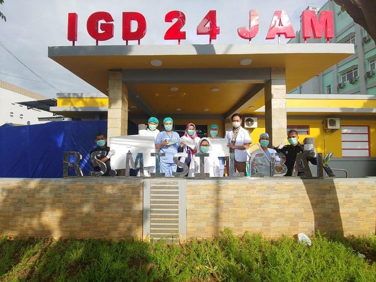 IKEA Bekerjasama dengan Perhimpunan Rumah Sakit Seluruh Indonesia  Beri Bantuan Paket Peralatan Rumah Tangga