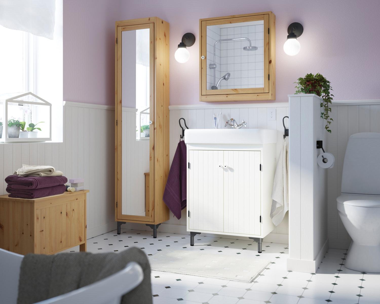 perabotan kamar mandi